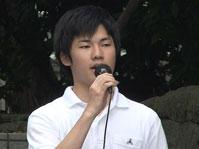 『「絶対に、この闘いに勝ちたい!」(朝鮮学校生徒)』
