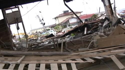 東日本大震災の被災状況